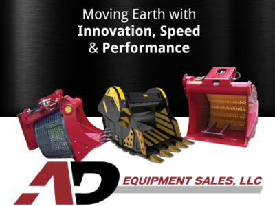 Product Brochure Design for A&D Equipment Sales