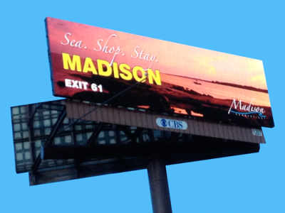 Madison Chamber of Commerce Summer Billboard Promotion